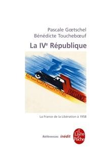 La Quatrième République - La France de la Libération à 1958.pdf