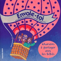 Pascale Gueillet - Envole-toi. 1 CD audio