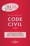 Pascale Guimard et Xavier Henry - Code civil annoté - Edition limitée.