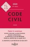 Pascale Guiomard - Code civil annoté.
