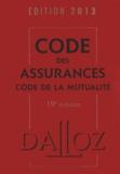 Pascale Guiomard - Code des assurances, code de la mutualité.