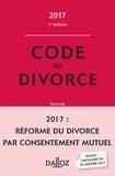 Pascale Guiomard - Code du divorce.