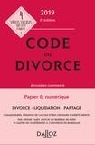 Pascale Guiomard et Jérôme Casey - Code du divorce.
