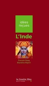 Pascale Haag et Blandine Ripert - L'Inde.