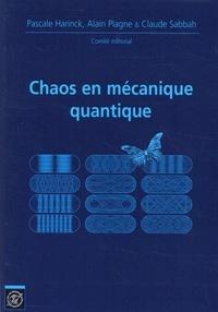 Chaos en mécanique quantique - Pascale Harinck  