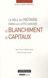 Le rôle du notaire dans la lutte contre le blanchiment de capitaux.pdf