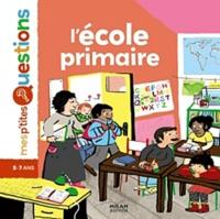 Histoiresdenlire.be L'école primaire Image