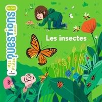 Pascale Hédelin et Sandra de La Prada - Les insectes.