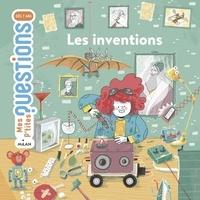 Pascale Hédelin et Thibaut Rassat - Les inventions.