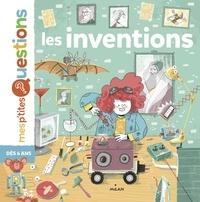 Pascale Hédelin - Les inventions.