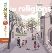 Pascale Hédelin - Les religions.