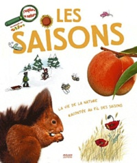 Pascale Hédelin - Les saisons.