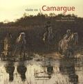 Pascale Huby et Jean-Daniel Sudres - Visite en Camargue.