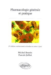 Goodtastepolice.fr PHARMACOLOGIE GENERALE ET PRATIQUE. 3ème édition Image