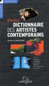 Pascale Le Thorel-Daviot - Nouveau dictionnaire des artistes contemporains.