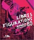 Pascale Le Thorel - Libres figurations - Années 80.