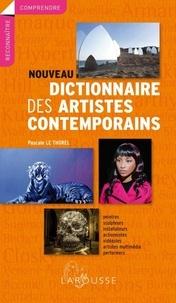 Pascale Le Thorel - Nouveau dictionnaire des artistes contemporains.