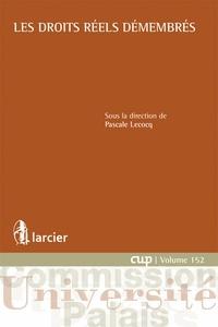 Pascale Lecocq - Les droits réels démembrés.