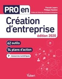 Pascale Lepers et Philippe Vaesken - Pro en création d'entreprise.