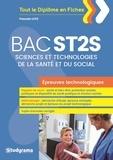 Pascale Lotz - Bac ST2S - Epreuves technologiques.