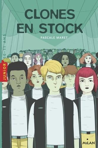 Pascale Maret - Clones en stock.