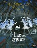 Pascale Maret et Alexandra Huard - Le lac des cygnes.