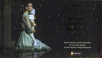Pascale Maret - Mon coffret Les romans du ballet - Casse-Noisette ; Le Lac des cygnes - Avec une boule à neige danseuse.