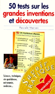Histoiresdenlire.be 50 TESTS SUR LES GRANDES INVENTIONS ET DECOUVERTES Image