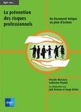 Pascale Mercieca - Agir sur la prévention des risques professionnels - Du document Unique eu plan d'actions.