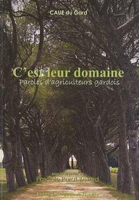 Pascale Parat-Bezard et Emilie Chartier - C'est leur domaine - Paroles d'agriculteurs gardois.