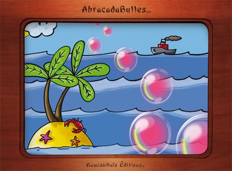 Abracadabulles Coucou Chouette Bebe Kamishibai Album