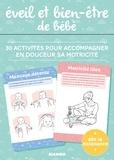 Pascale Pavy - Eveil et bien-être de bébé - 30 activités pour accompagner en douceur sa motricité.