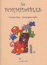 Pascale Pavy - Les formidables.