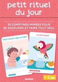Pascale Pavy - Petit rituel du jour.