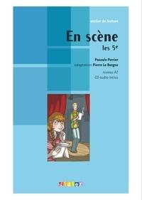 Pascale Perrier - En scène les 5e - Niveau A2. 1 CD audio