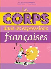 Pascale Perrier et Mauro Mazzari - Le corps dans les expressions françaises.