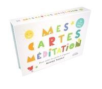 Pascale Picavet - Mes cartes méditation - Pour aider les petits à s'apaiser. Avec 60 cartes.