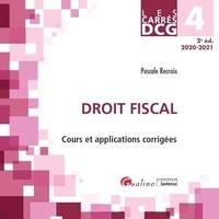 Pascale Recroix - Droit fiscal DCG 4.