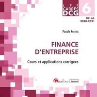 Pascale Recroix - Finance d'entreprise DCG 6.