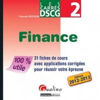 Pascale Recroix - Finance.