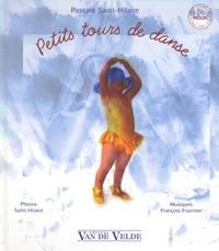 Pascale Saint-Hilaire - Petits tours de danse - 26 mots de A à Z à danser !. 1 CD audio