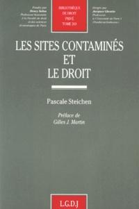 Pascale Steichen - Les sites contaminés et le droit.