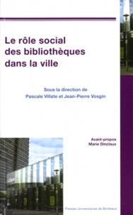 Lesmouchescestlouche.fr Le rôle social des bibliothèques dans la ville Image