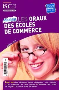 Réussir les oraux des écoles de commerce - Pascalie Rozan |