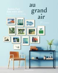 Pascaline Boucharinc - Au grand air - 21 reproductions.