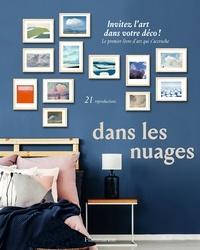 Pascaline Boucharinc - Dans les nuages - 21 reproductions.
