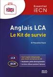 Pascaline Faure - Anglais LCA - Kit de survie.