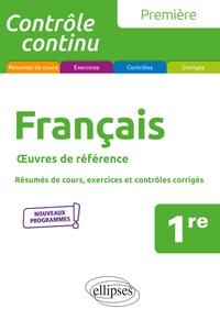 Téléchargements ebook pdf Français 1re  - Oeuvres de référence 9782340031531 ePub RTF (French Edition) par Pascaline Mathieu-Liogier