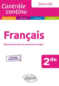 Livres audio gratuits avec téléchargement de texte Français 2de 9782340031548