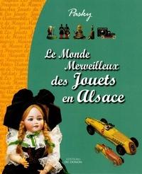 Pasky - Le monde merveilleux des jouets en Alsace.